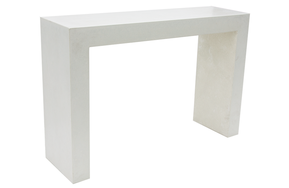 GRC Concrete indoor furniture lucy for louie occasional furniture console